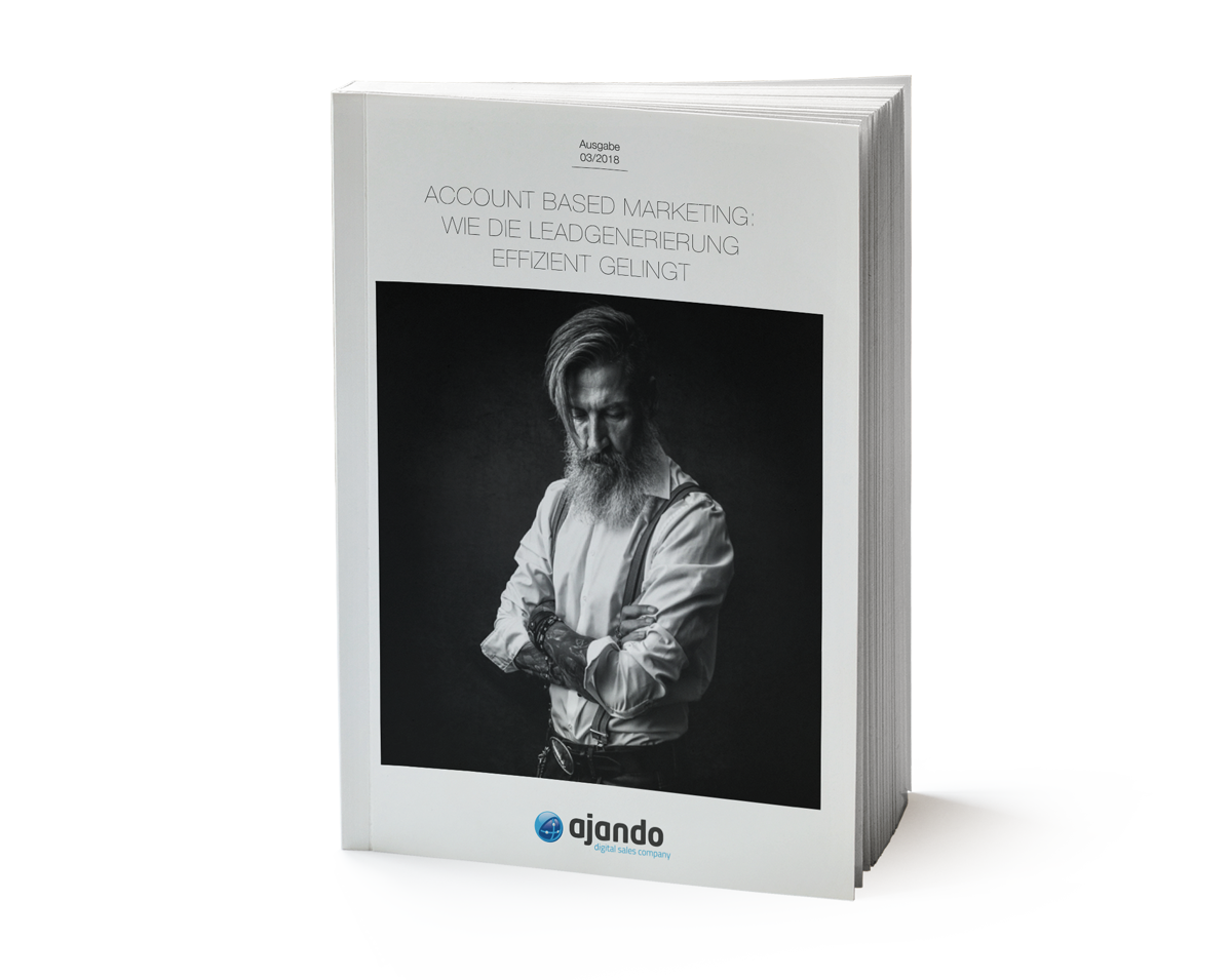 E-Book: Account Based Marketing