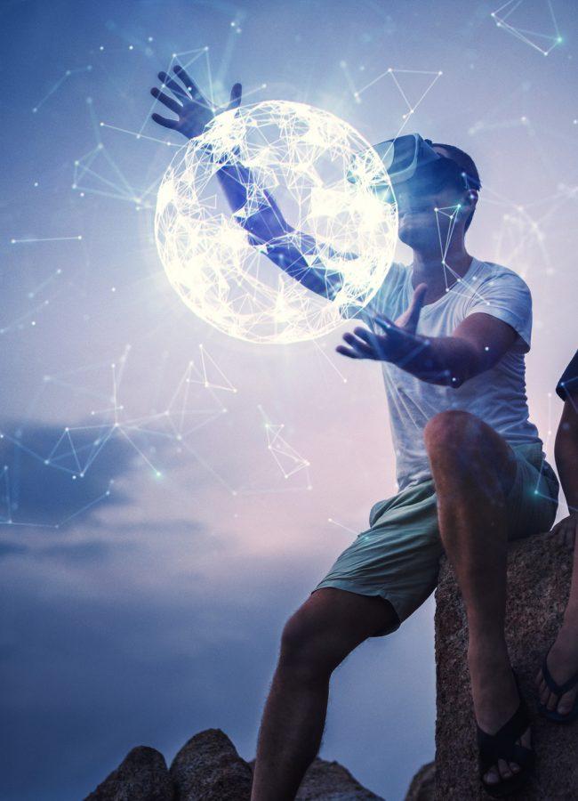 Virtual Reality – Wandeln in anderen Welten