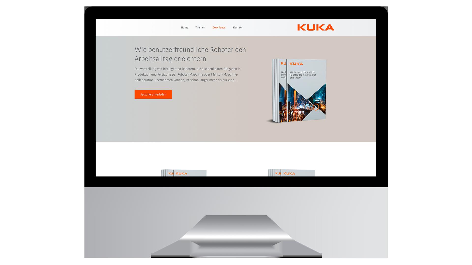 KUKA Website