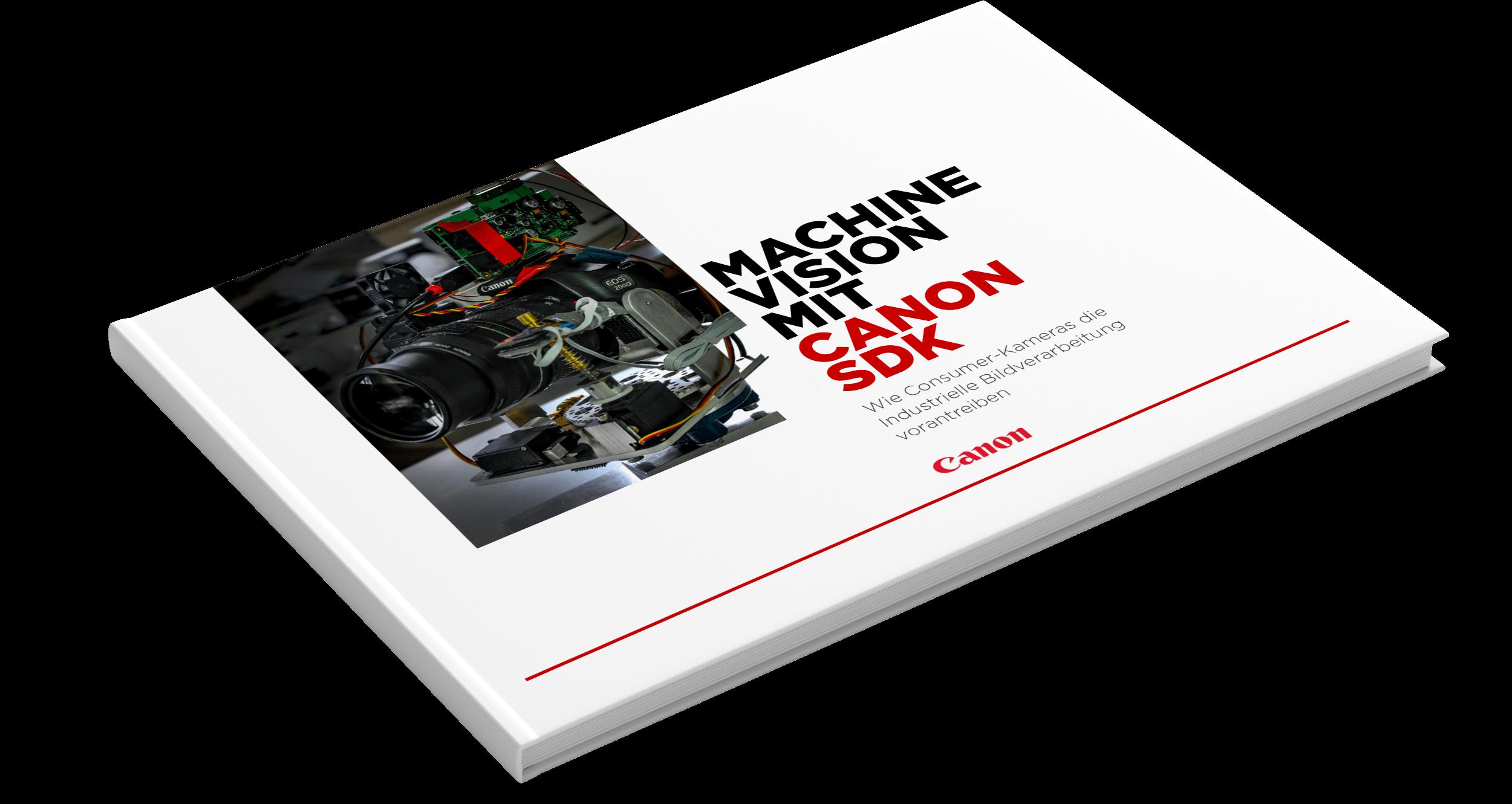 Machine Vision mit Canon SDK
