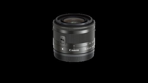 Weitwinkel Zoomobjektiv EF-M 15-45 mm
