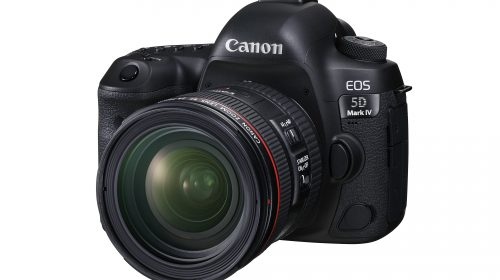 Kameras EOS 5D IV, EOS 5DS und EOS 5DSR