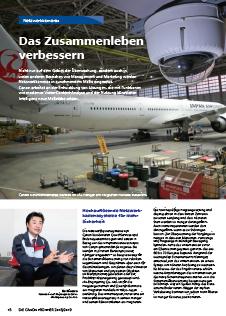 Canon Frontier: Flughafen Haneda