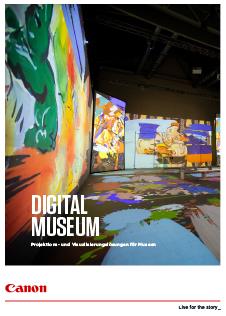 Digital Museum – Flyer