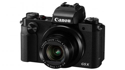 Canon PowerShot G5 X – mit Infrarot-Nachrüstung