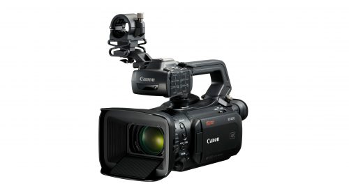 Canon XF405/XF400 – 4K UHD Camcorder