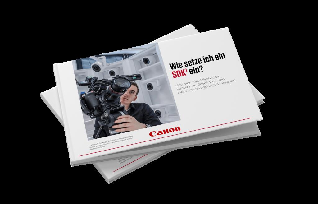 E-Book: Wie setze ich ein SDK ein - Canon