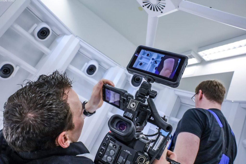 Machine Vision Kamera