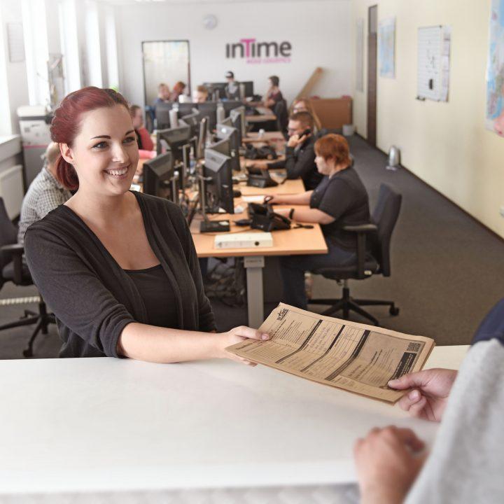 intime service büro