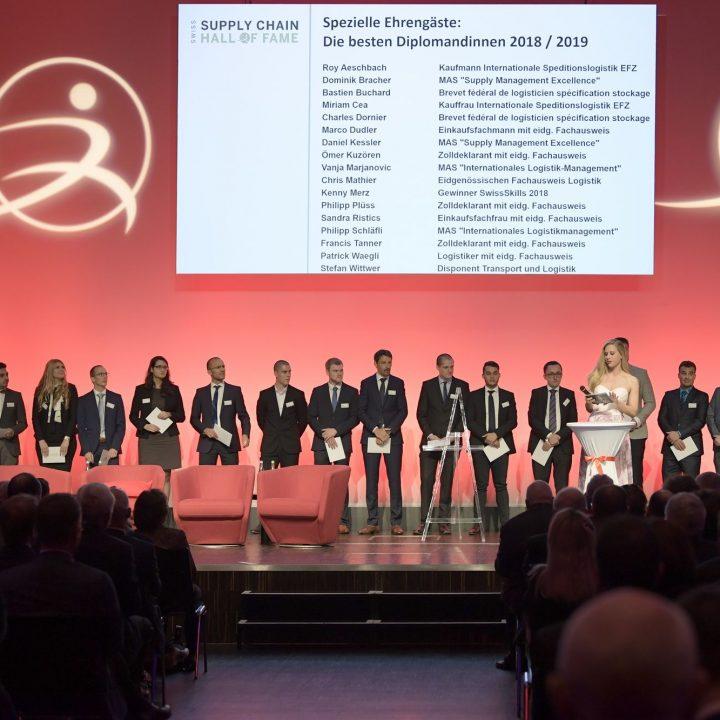 Event Stiftung Logistik Schweiz