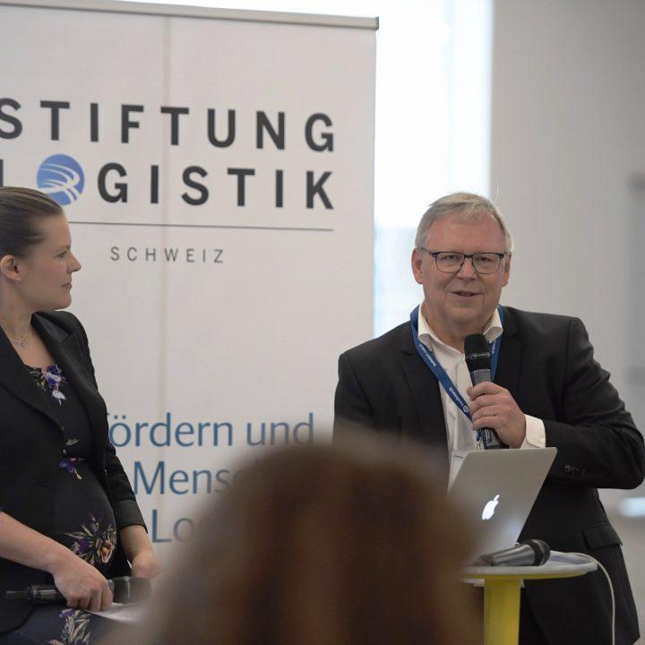 Vortrag Stiftung Logistik Schweiz