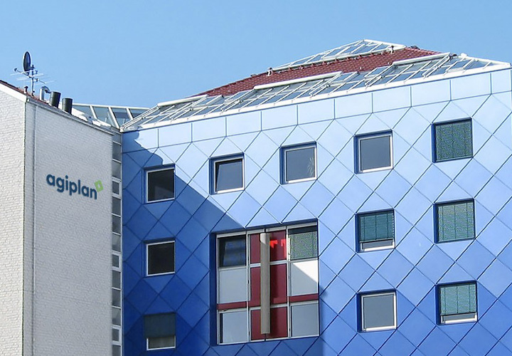 agiplan Gebäude