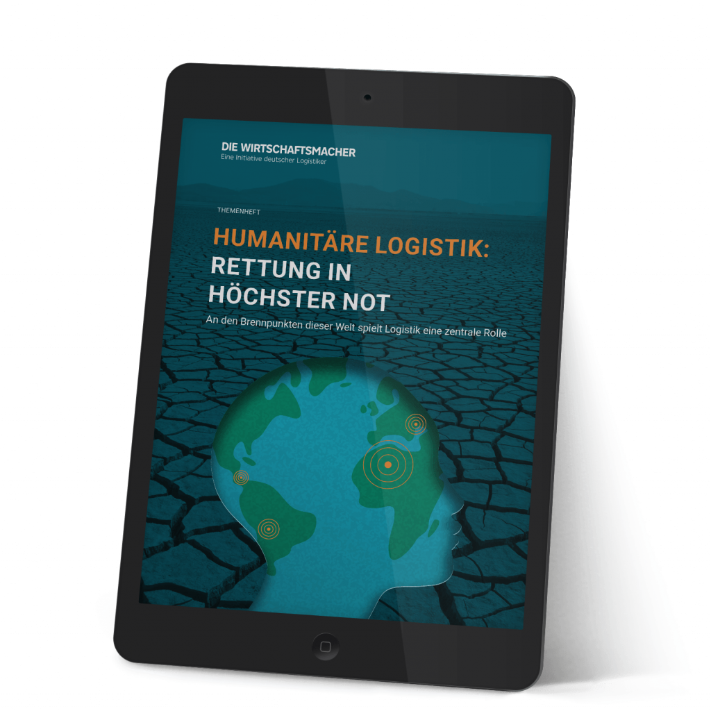 Themenheft Humanitäre Logistik