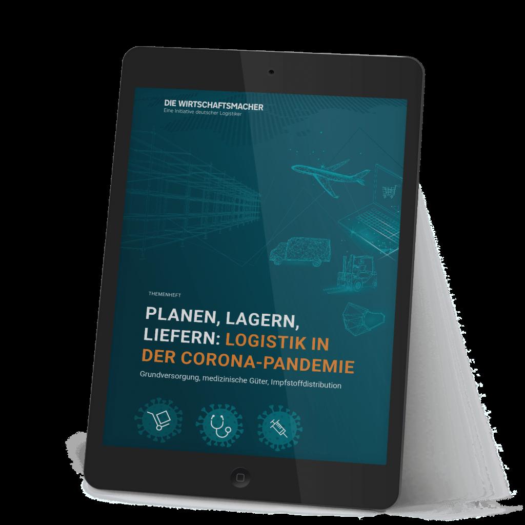 Whitepaper Planen Lagern Liefern E-Book