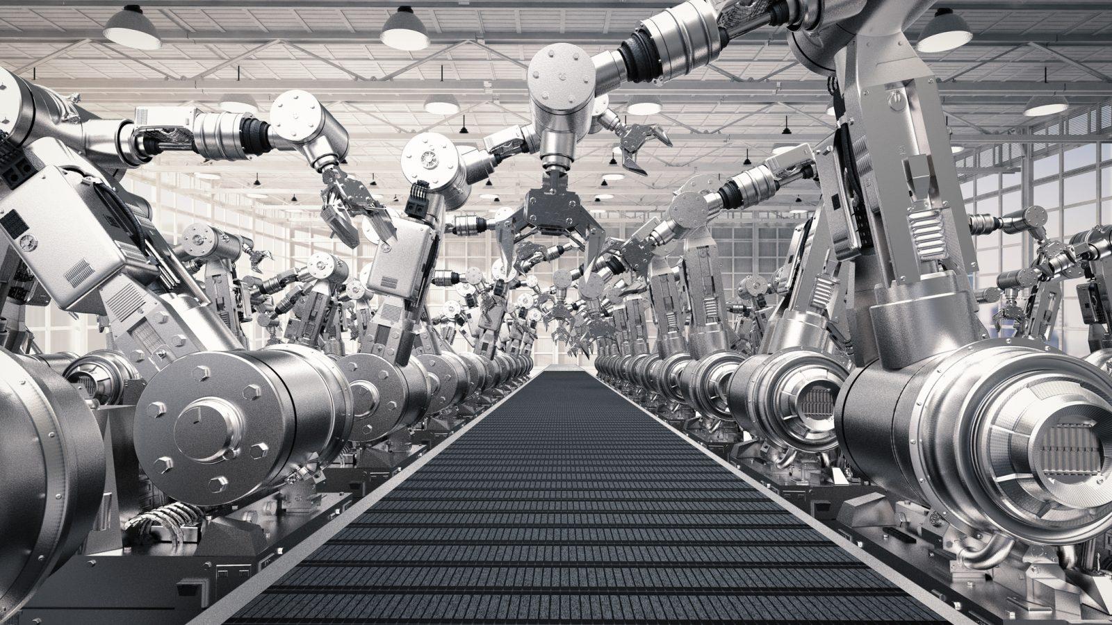 Industrie 4.0 - Automatisierung
