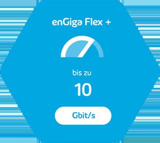 enGiga Flex+