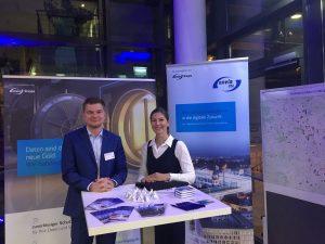 """Das 12. enviaM-Energiekonvent im Leipziger KU-BUS unter dem Motto """"Perspektiven für die regionale Energiezukunft"""""""