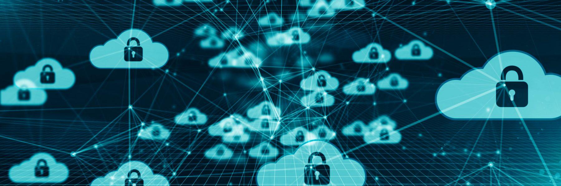 Cloud computing mit Glasfaser Internet