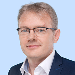 Dr. Steffen Vieweg, Geschäftsführung IT-Infrastrukturbetrieb, Prokurist