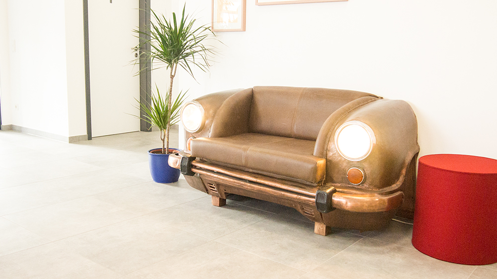 Konferenzraum-sofa