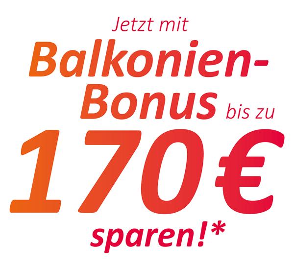 Balkonien Bonus