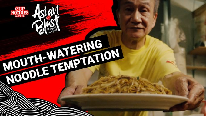 Video: Mouth watering noodle temptation