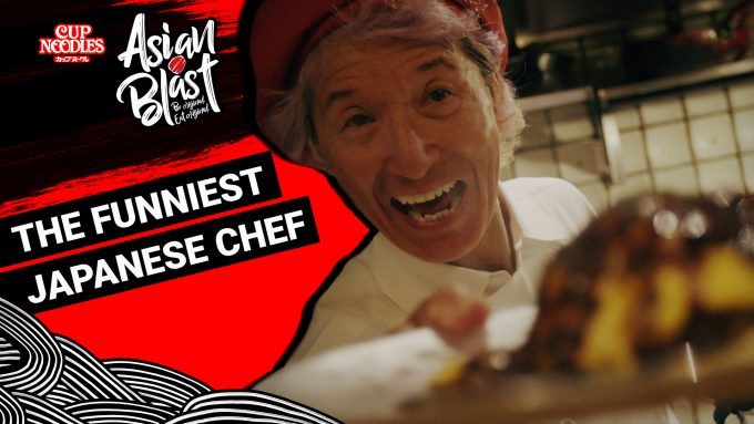 Video: The funniest Japanese chef