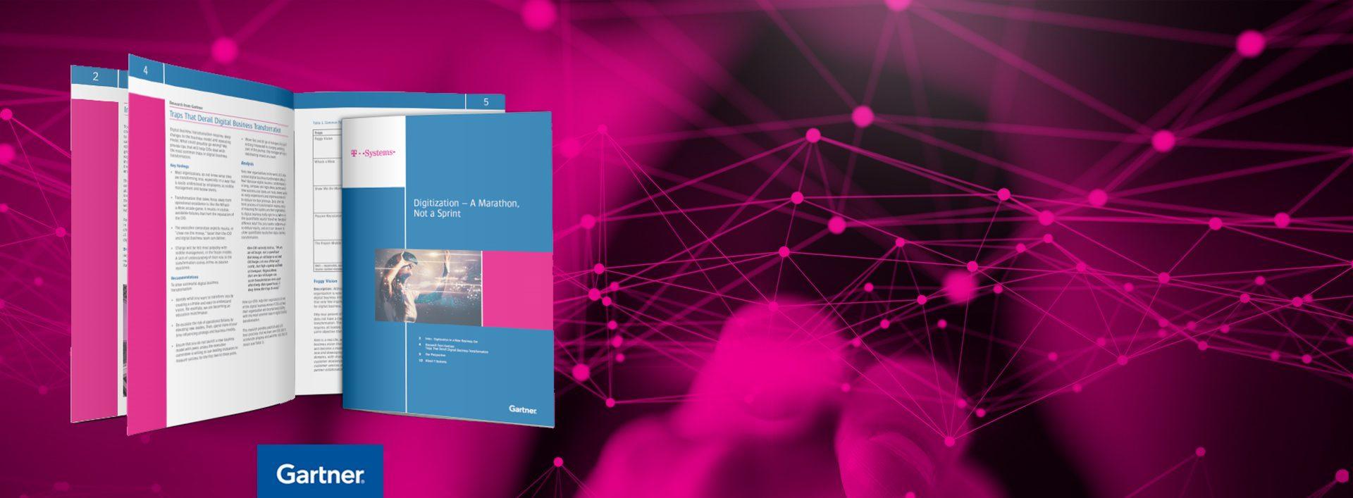 Gartner Keeping digitization on track