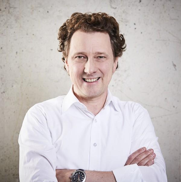 Portrait Ralph Hünermann